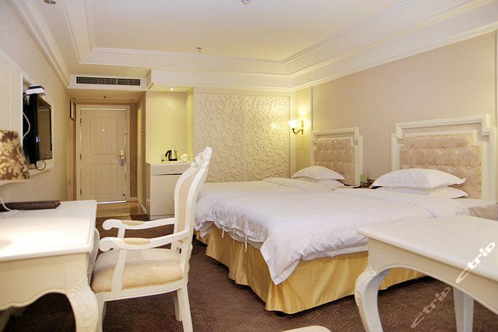 厦门唐代尔酒店(欧式标准房)