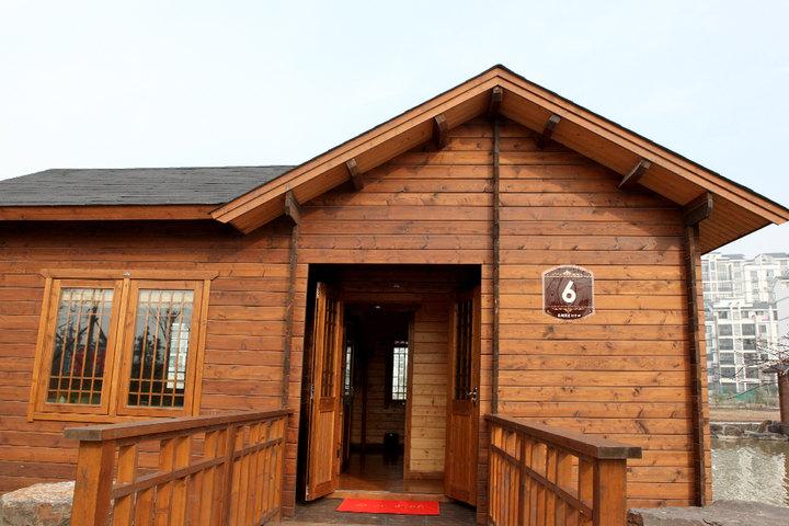 乡村小木屋设计图