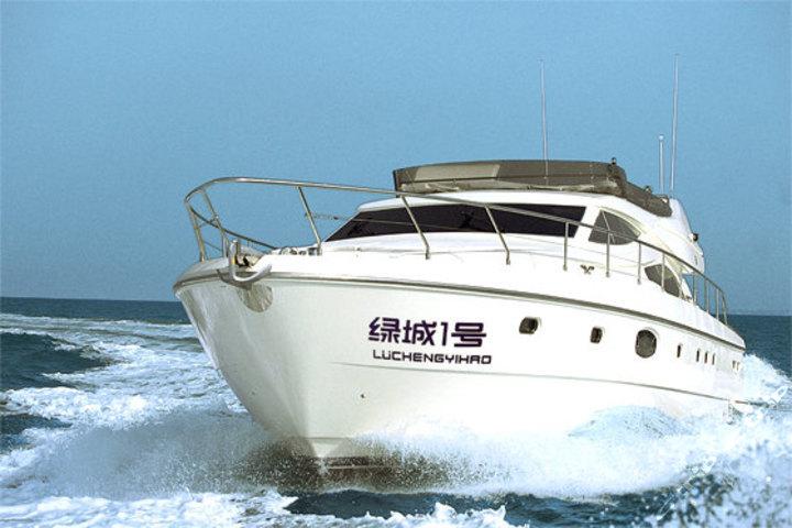 千岛湖绿城度假酒店-游艇
