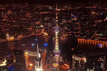 【浦东新区】上海东方明珠广播电视塔