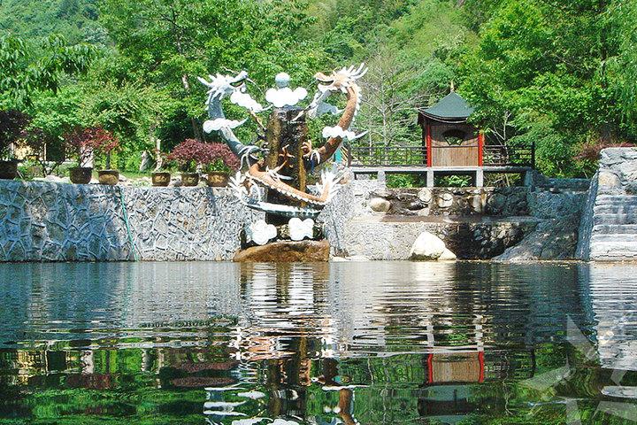 临安神龙川度假村(标准间-周末)团购-临安酒店