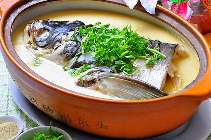 千岛湖绿城度假酒店—鱼头