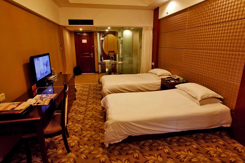 舟山蓬莱阁海景酒店(标准房4月29日起)