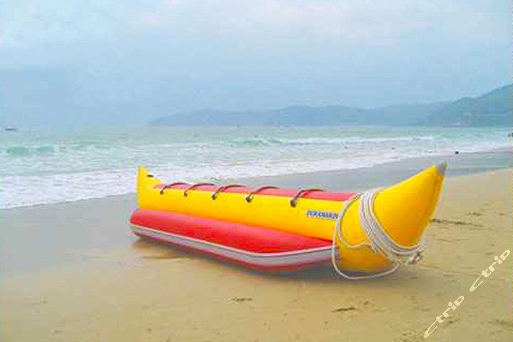 三亚大东海海上香蕉船(1人次-2人起订)团购-酒店团购-