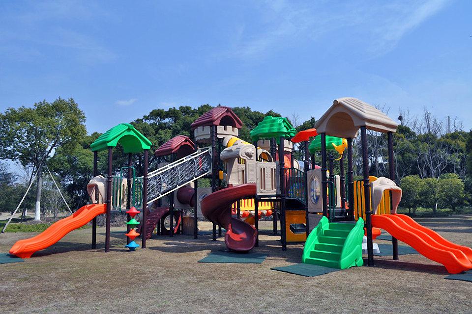 上海衡山北郊宾馆—儿童游乐场