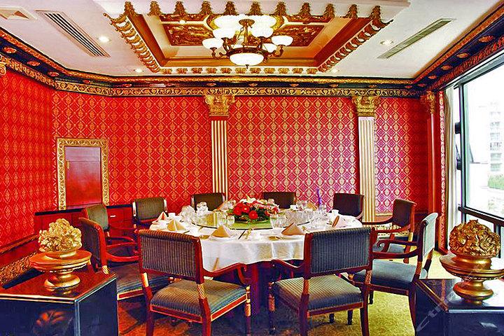 杭州龍禧大酒店—中餐廳包廂