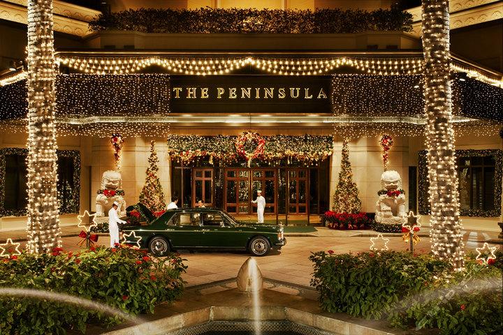 海外游-曼谷半岛酒店