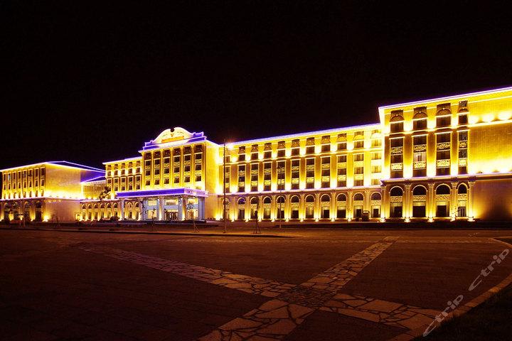 长白山金水鹤国际酒店(温泉票1张)