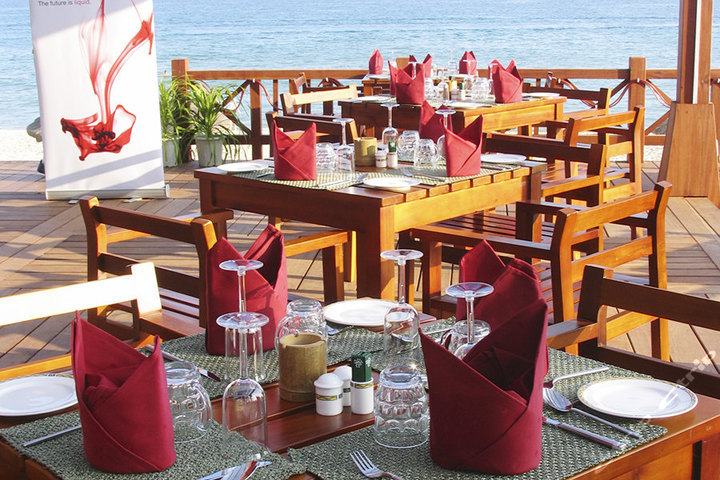 三亚亚龙湾红树林度假酒店—餐厅