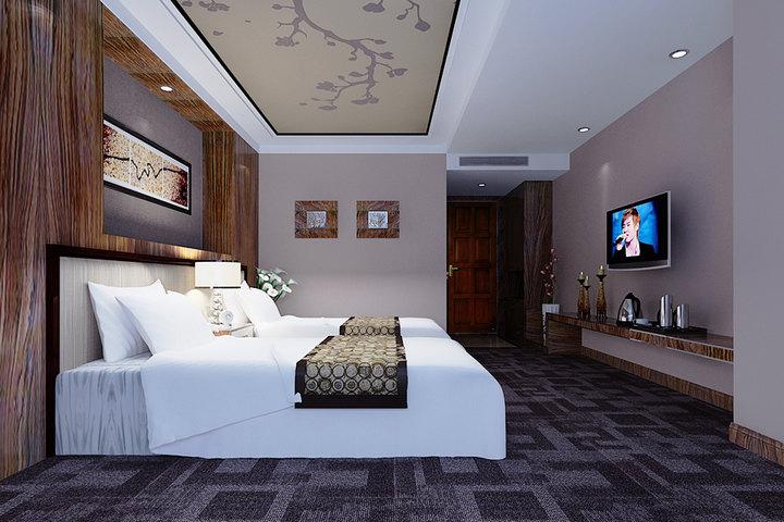 青岛名都凯莱酒店—豪华家庭套房