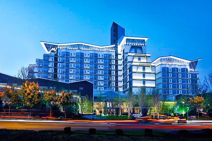 常州环球恐龙城维景国际大酒店图片