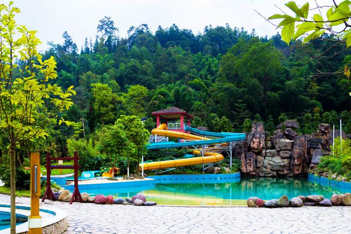 成都花水湾名人度假酒店—温泉-成都花水湾名人度假酒店