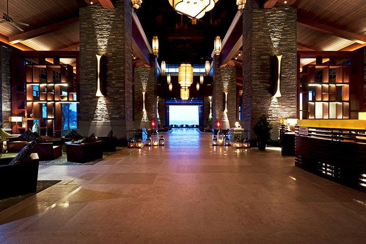 万宁神州半岛喜来登度假酒店