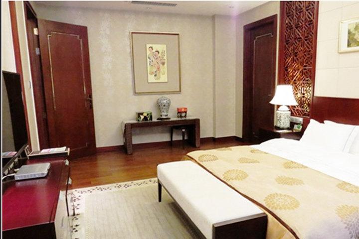 枣庄台儿庄复兴酒店(住宿岛客栈)