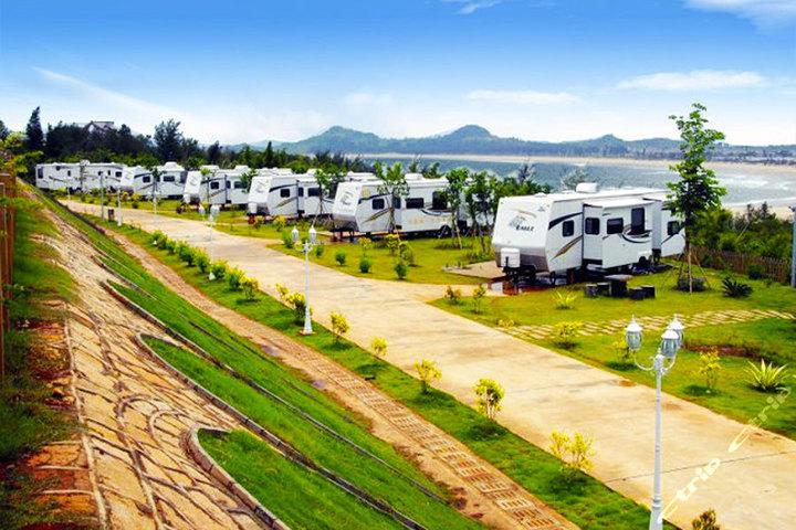 漳州火山岛自然风景区一日游—火山岛房车营地
