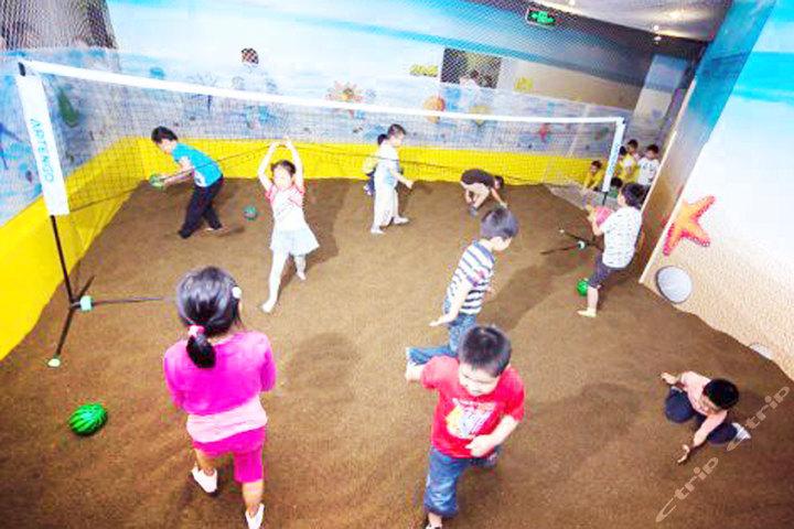贝乐赢儿童快乐运动馆亲子门票(1大1小)
