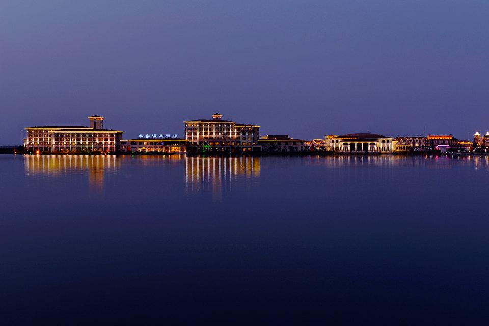 大丰半岛温泉酒店—巴厘岛温泉俱乐部夜景