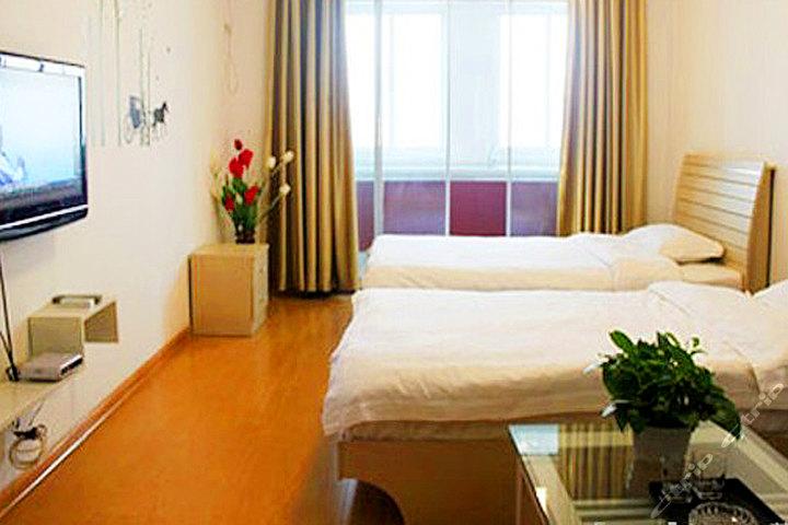 西安雁塔区时代青年公寓(标准间/大床房)