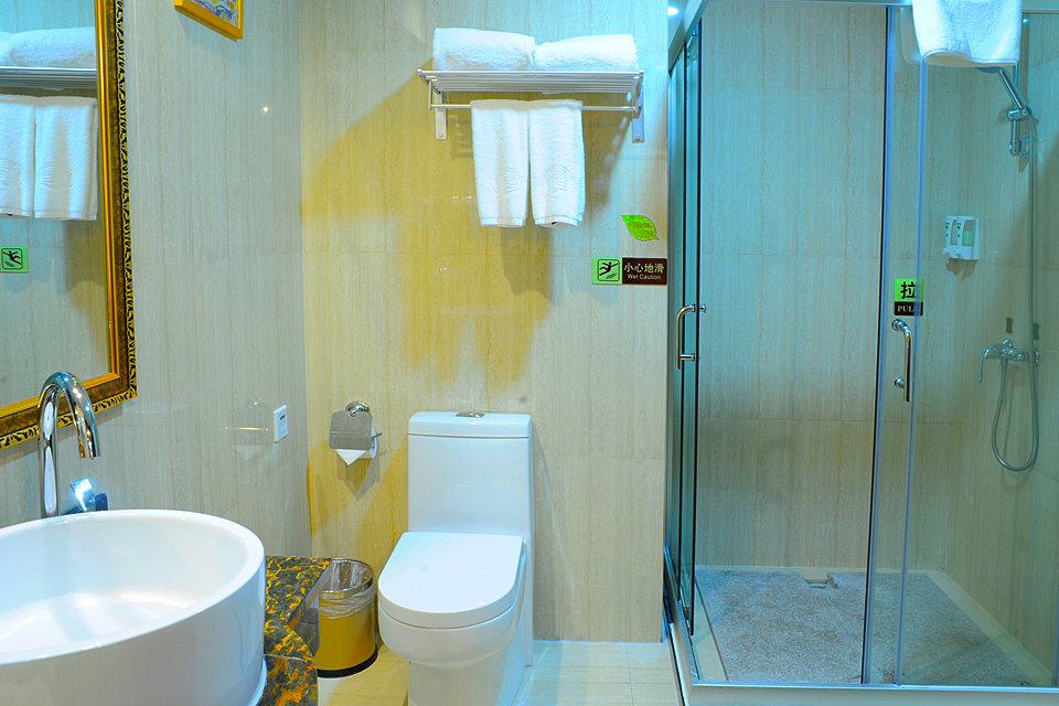 维也纳酒店(梅州店)—卫生间