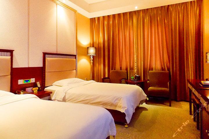 汉中汉邦商务酒店(原兰庭商务酒店)(标准双人房)