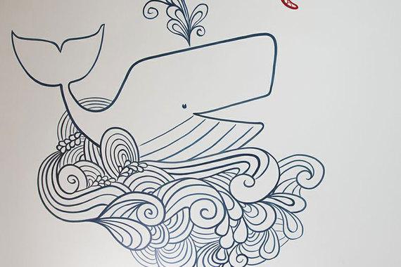 香港精品旅馆—手绘墙