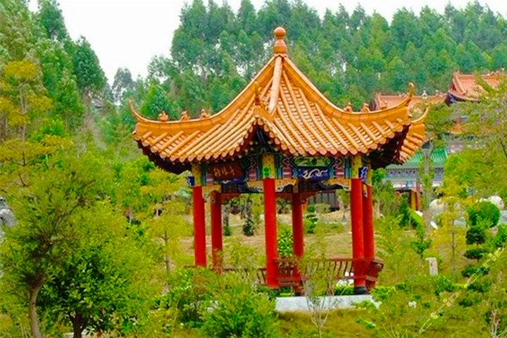【超值特惠】尊享清远金谷标准酒店房1晚+金六一北京小学图片