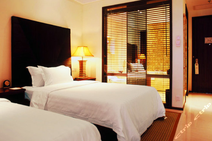 三亚亚龙湾红树林度假酒店—园景房