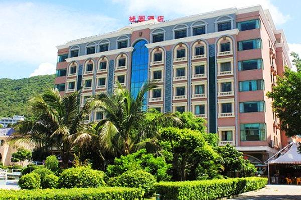 台山台山桂园酒店(主楼高级双人房)团购-下川酒别墅金东区金华图片