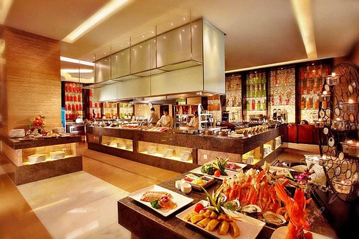 慈溪恒元大酒店—自助餐厅