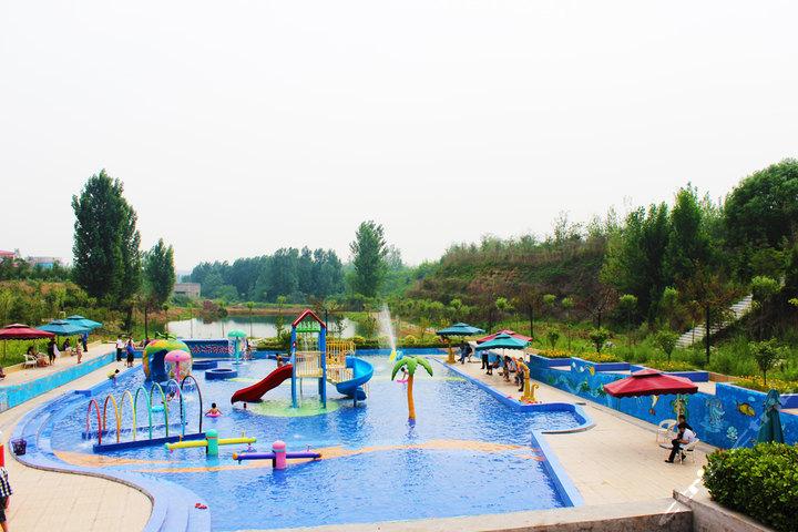 酒店—儿童水上乐园