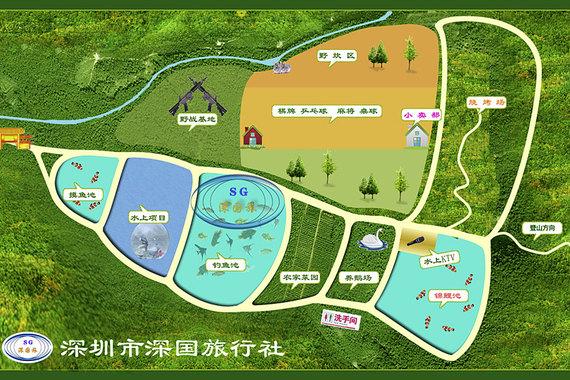 小型生态农场设计图