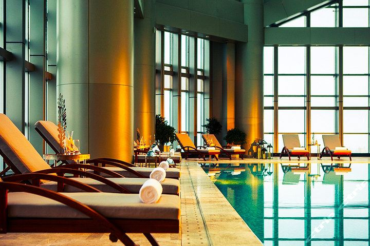 惠州富力万丽酒店 游泳池