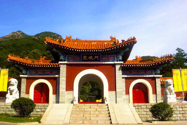 北京白龙潭古堡酒店—风景