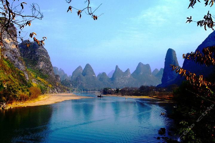 清奇俊秀的桂林山水