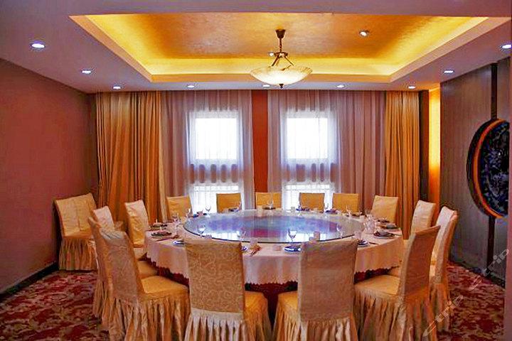 上海小木屋会务中心-餐厅包厢