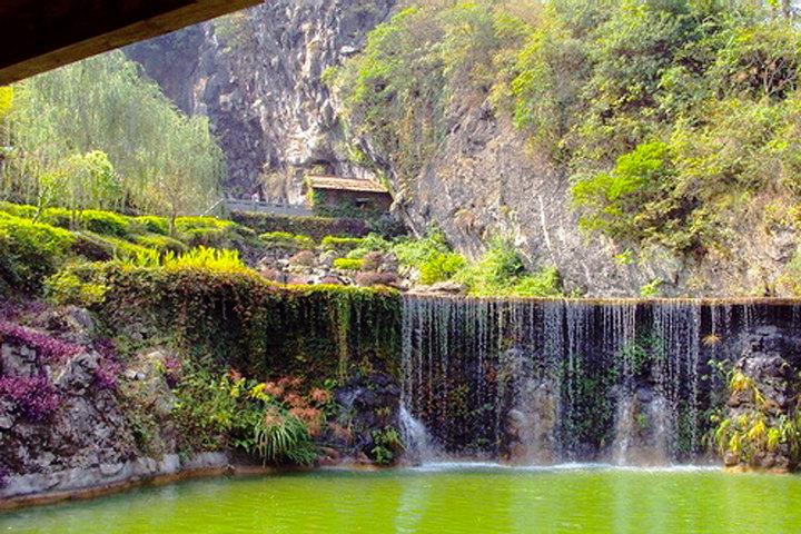 连州地下河 景区游玩观赏套组图片