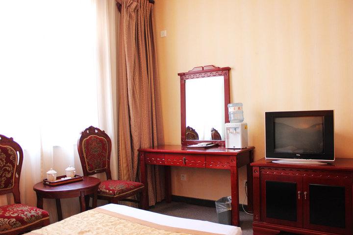北京康源乐宾馆—房间摆设