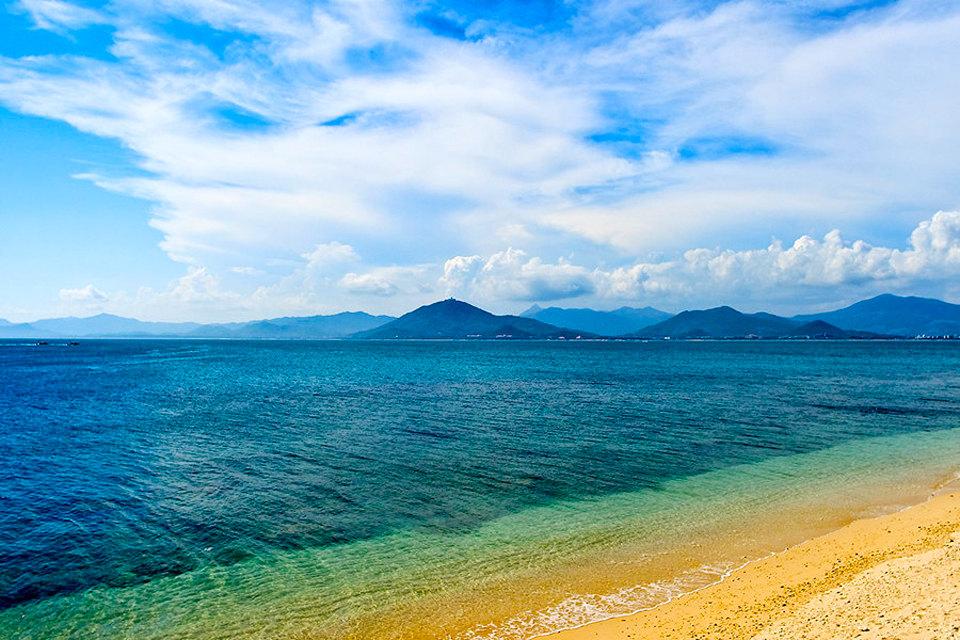 三亚风景图片 最美