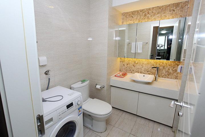 乐途酒店式公寓—卫生间