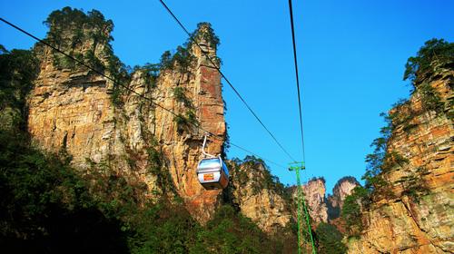 张家界旅游线路攻略_北京到张家界自助游