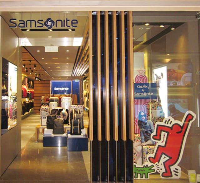 Samsonite(香港国际金融中心店)