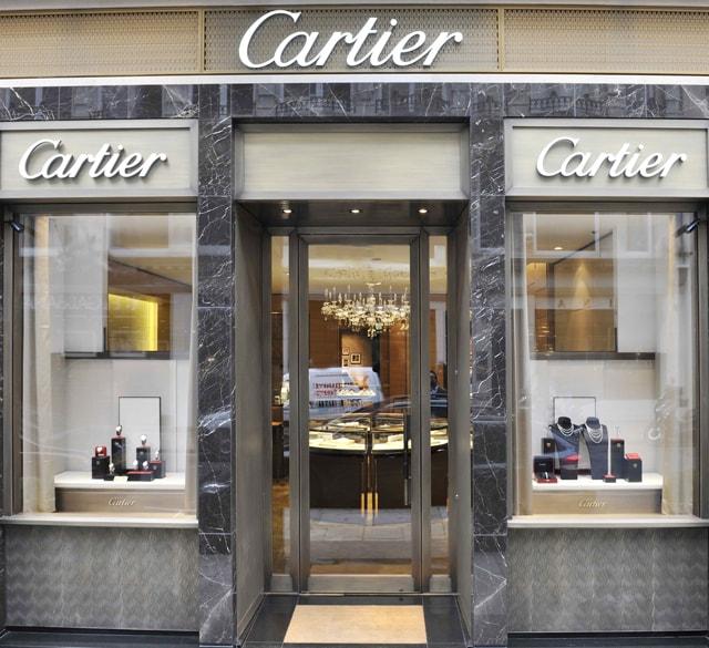 2016年度奢侈品购物店