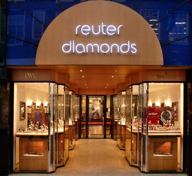 思佰隆(Reuter Diamonds精品店)