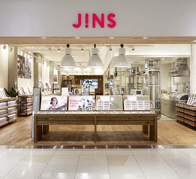 JINS(AEON Mall 冈山店)