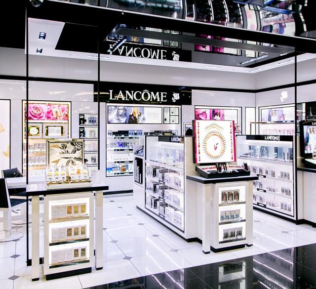 兰蔻美妆(迪拜国际机场免税店)