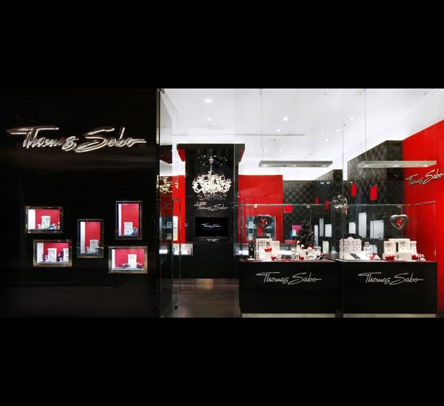 Thomas Sabo(Westfield Sydney店)