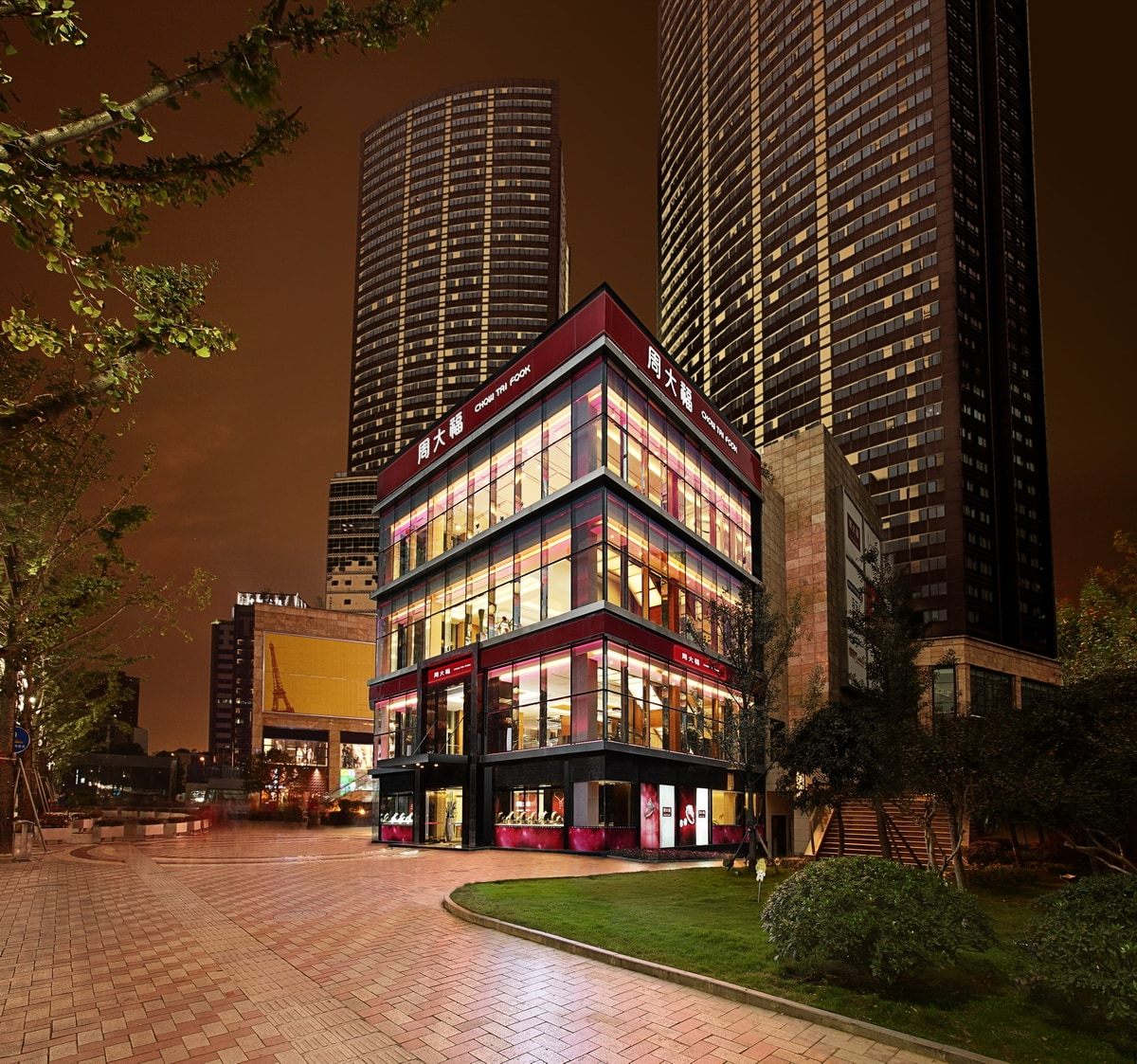 周大福(北京凤凰汇购物中心珠宝店)