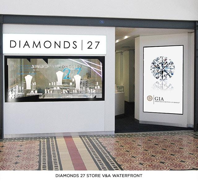 Diamonds 27 (V&A Waterfront)