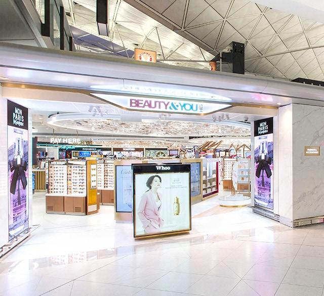 香港机场免税店手表_在香港国际机场买买买是一种怎样的感受?