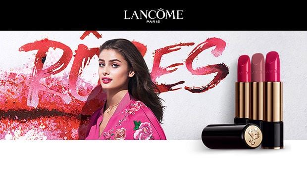 兰蔻Lancôme-尊享低至53折护肤礼盒优惠,更有免费领取独家体验套装